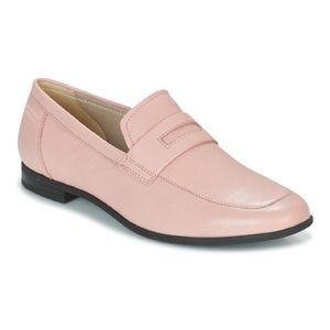 Vagabond Marilyn pink loafers